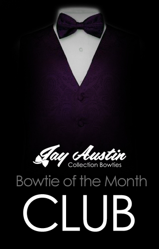Sign Up for Our Bowtie of the Month Club – (Monthly Subscription)