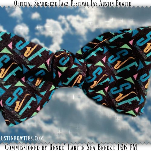 Seabreeze Jazz Festival (Official Bowtie)