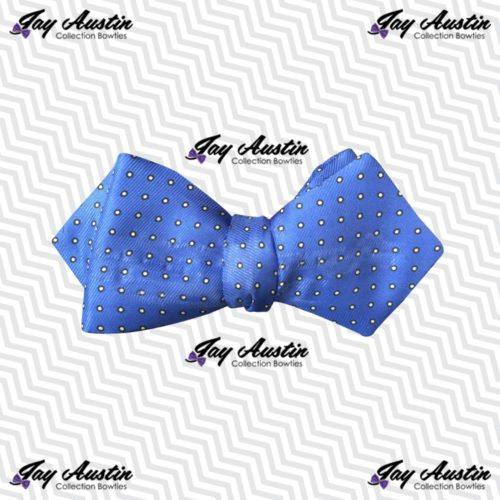 Egyptian Blue Lotus Bowtie