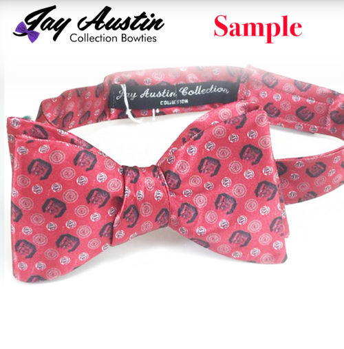 Sample: MicroPattern Red