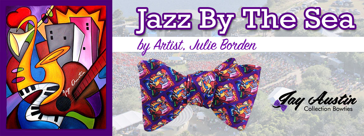 Jazz by the Sea Bowtie